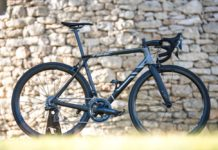 The Time Alpe d'Huez is the lightest frame Time has ever made.