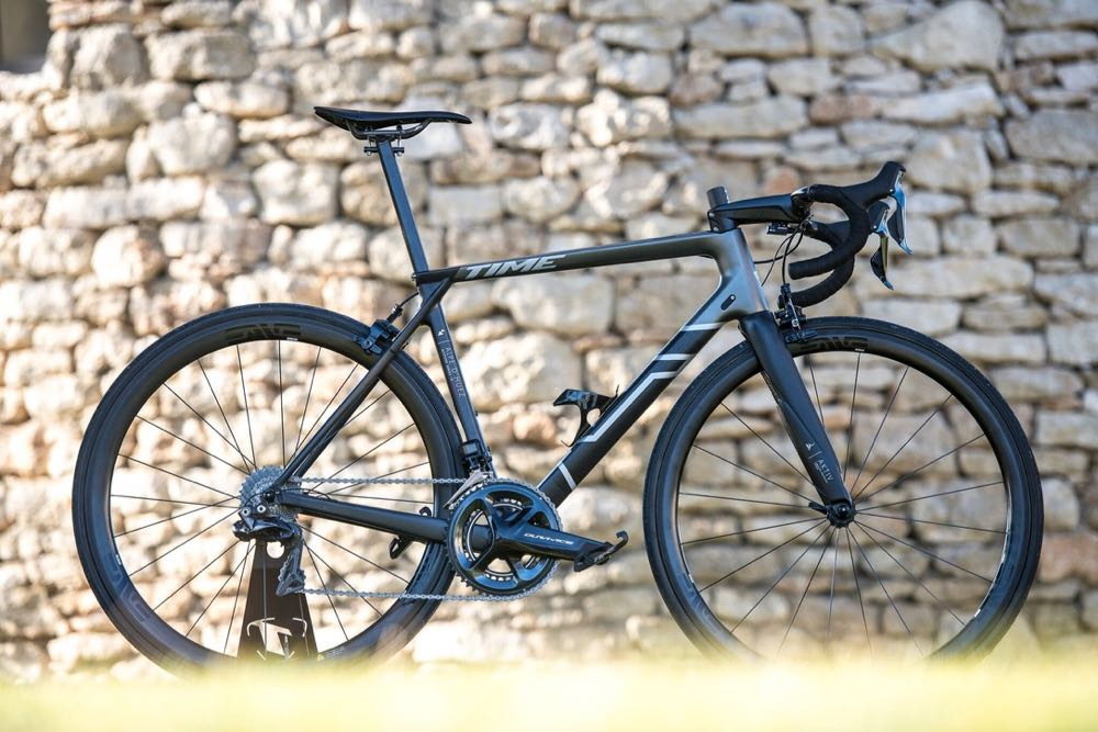 The new Time Alpe d\'Huez is their lightest bike to date - Bikerumor