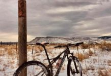 bikerumor pic of the day, Arvada, Colorado. Training for the Leadville 100.