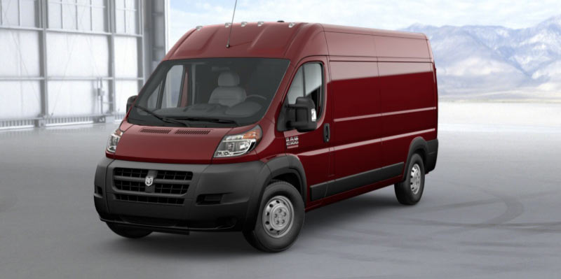 Can the Ram Promaster cargo van work as an adventure vehicle for your vanlife