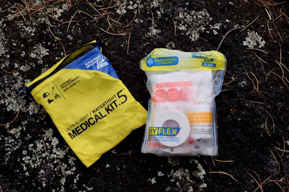 Adventure Medical Kits come in all sizes for every level of emergency.