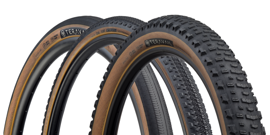 win a set of Teravail road gravel or mountain bike tires from Bikerumor