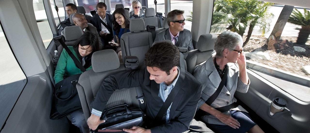 Full Size Cargo Van additional seats rear bench upfit van life ford ram sprinter chevy nissan nv