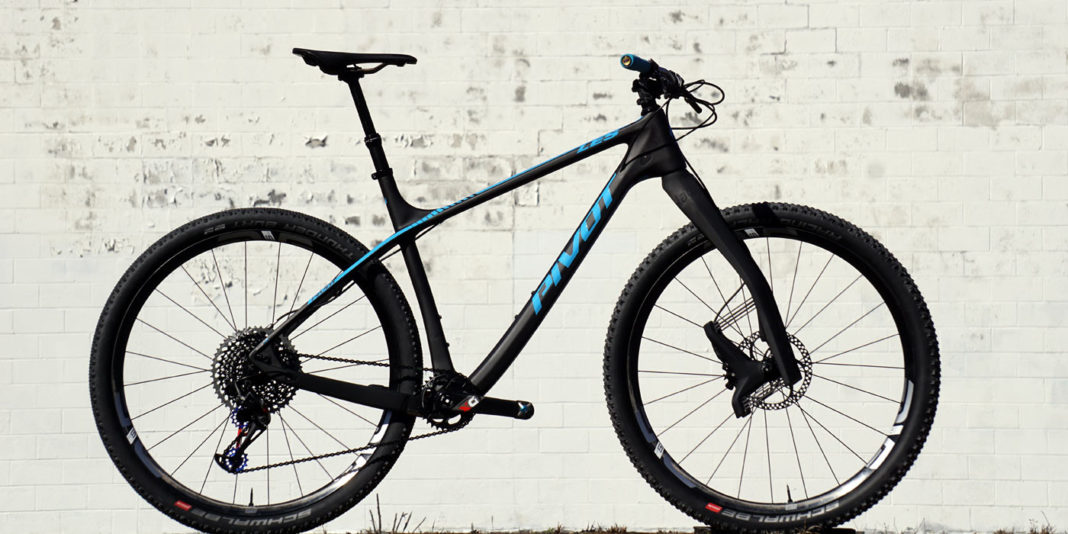 2018 Pivot LES 29er hardtail mountain bike review tech specs and actual weights