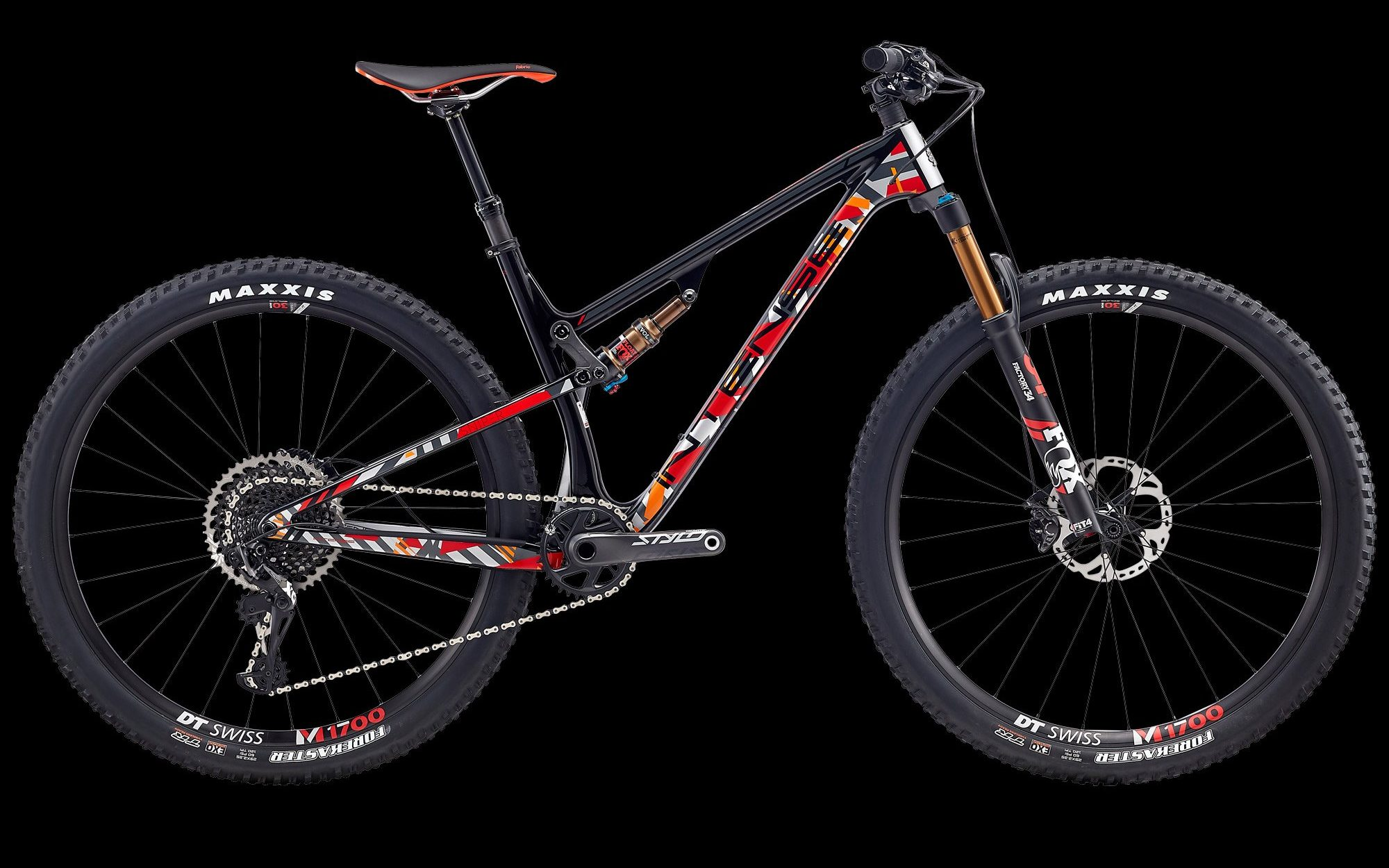 """Intense Sniper aims at lightweight trail or XC 29"""" fun"""