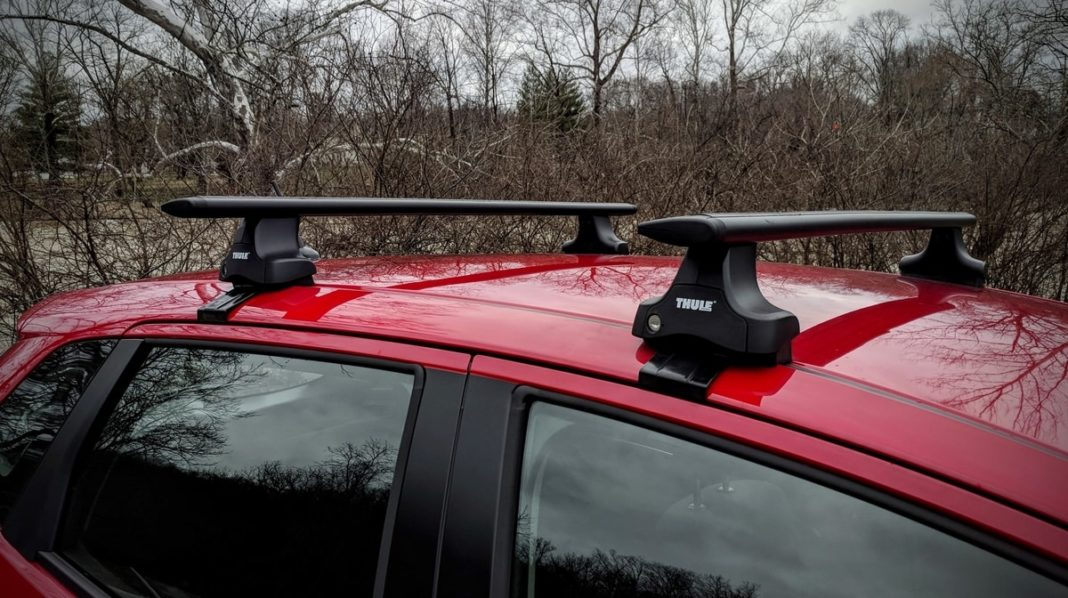 Thule Cuts Through The Air With Their Aeroblade Roof Rack