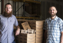 bearded brothers energy bars co-founder caleb simpson tells their startup story with advice for entrepreneurs launching a nutritional supplement or food company