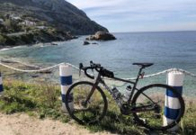 bikerumor pic of the day spring bicycling in Greece.