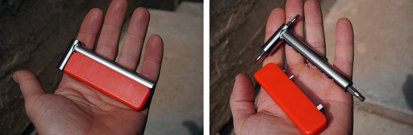 mineral designs mini bar might be the best bicycle multi tool