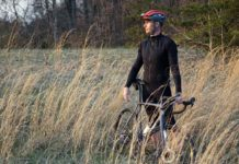review of PEdALED windproof and waterproof cycling jersey arm warmers and bib shorts