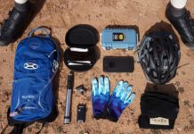 what gear do I need for an ultra endurance mountain bike race