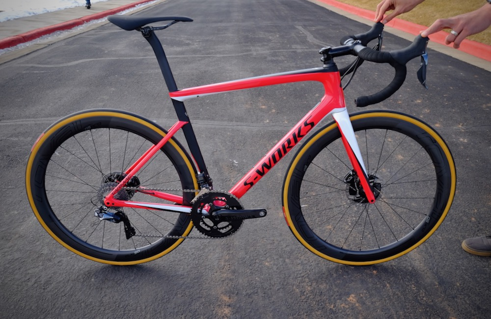 38a8142fb3e Specialized launches long awaited S-Works Tarmac Disc - Bikerumor