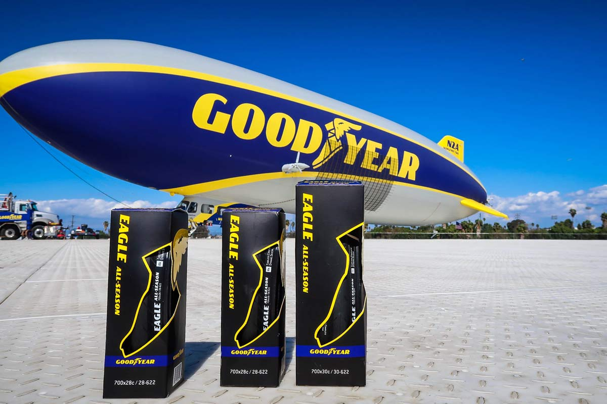 does goodyear make bicycle tires - yes they do - for all types of road commuter gravel touring and mountain bikes