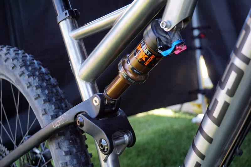 2019 Litespeed Nolichuky titanium trail mountain bike made in USA