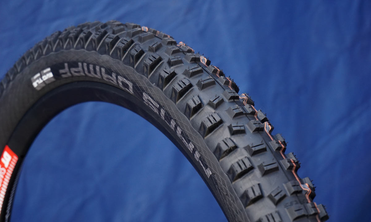 x 3.0 Plus Folding Tire Apex New 2018 Schwalbe Nobby Nic EVO TLE 27.5