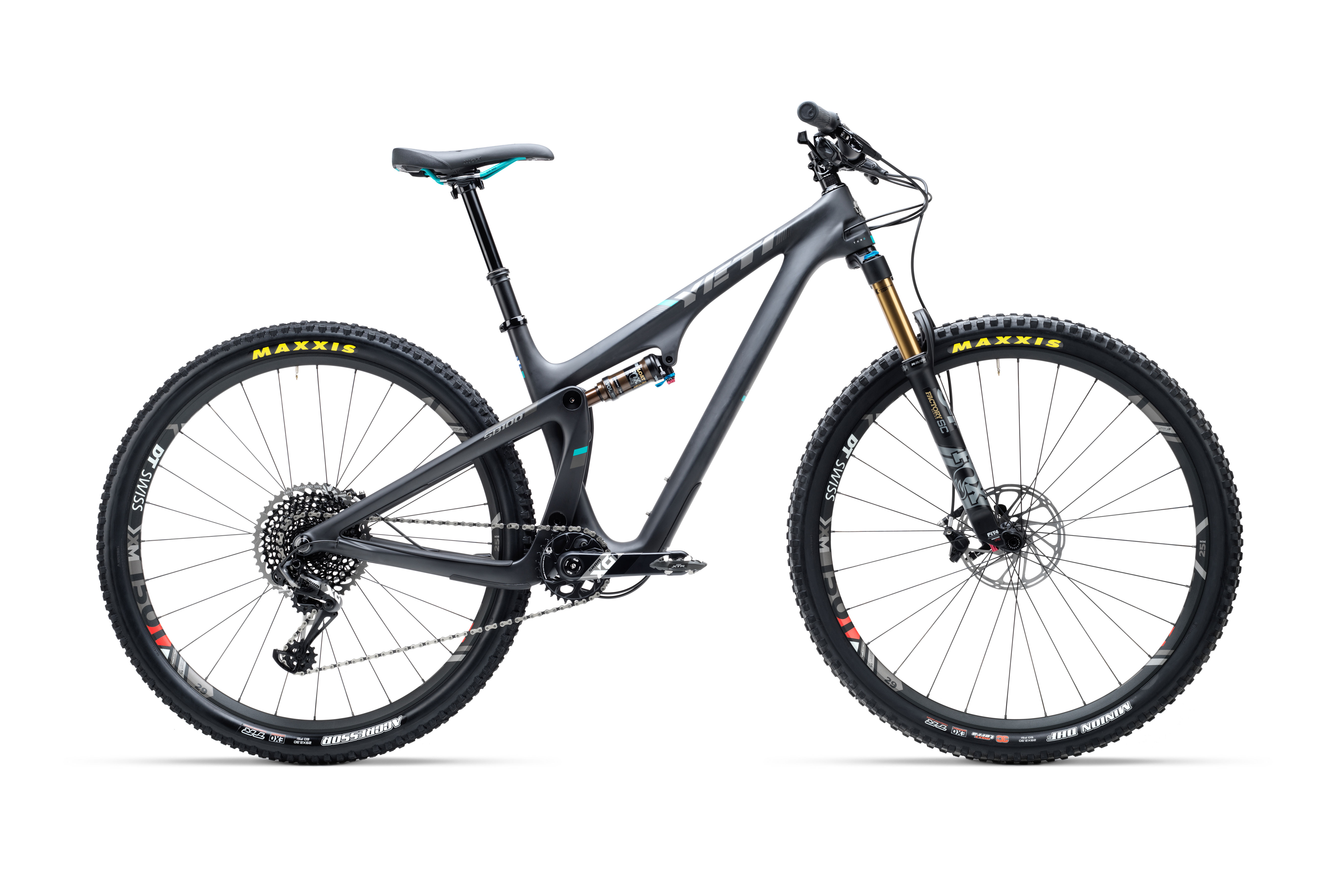 Yeti SB100 switches things up for aggressive XC & Trail - Bikerumor