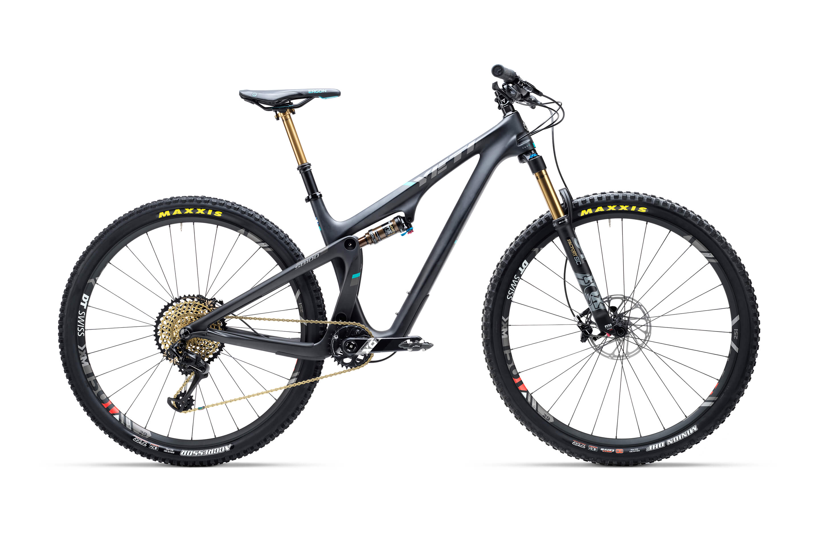 Yeti Sb100 Switches Things Up For Aggressive Xc Amp Trail