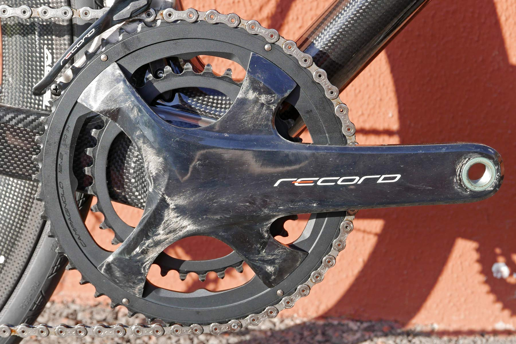 Hands On Campagnolo Super Record Record 12 Speed Road