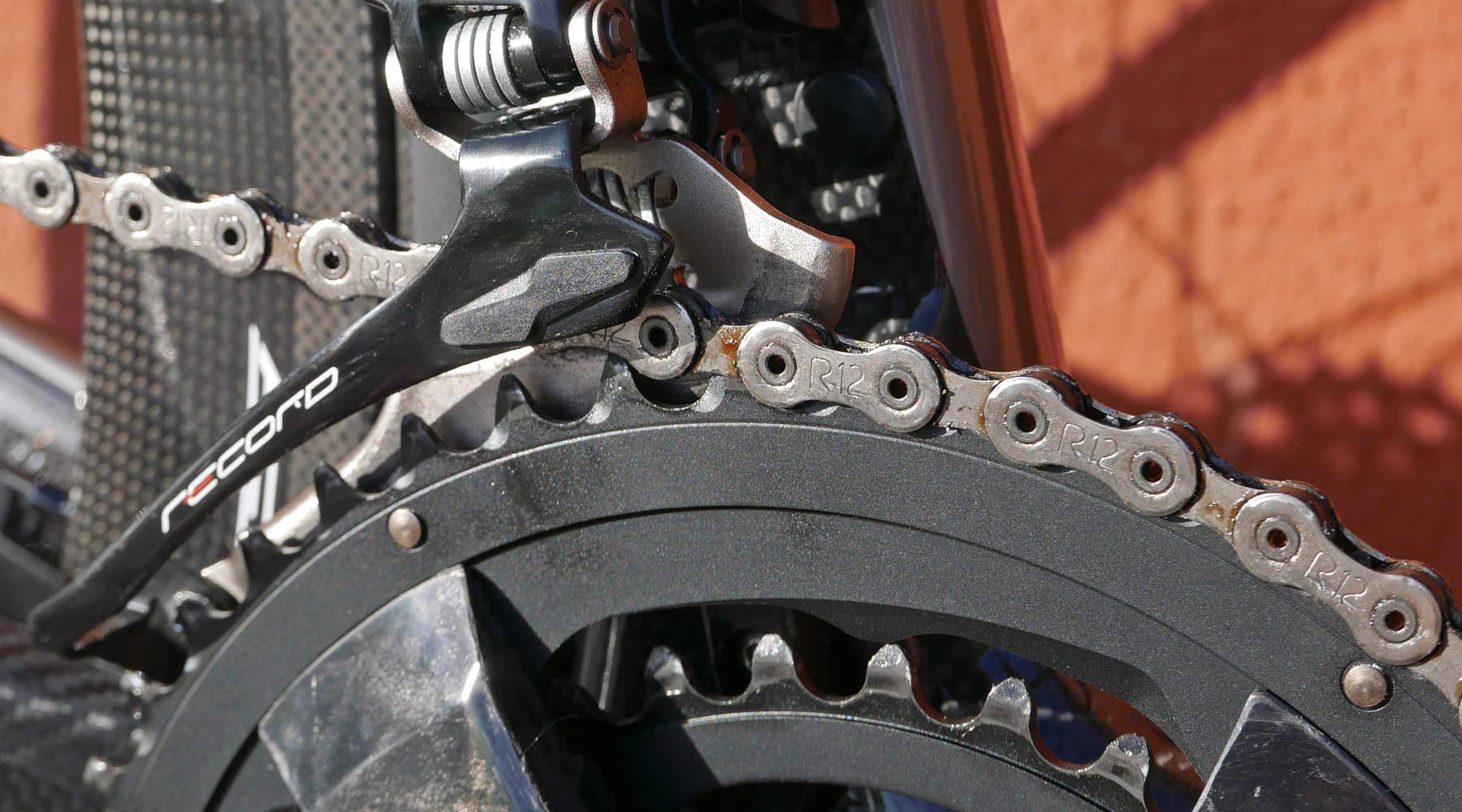 Campagnolo Record Movement 12 narrow R12 12-speed chain road bike groupset twelve-speed