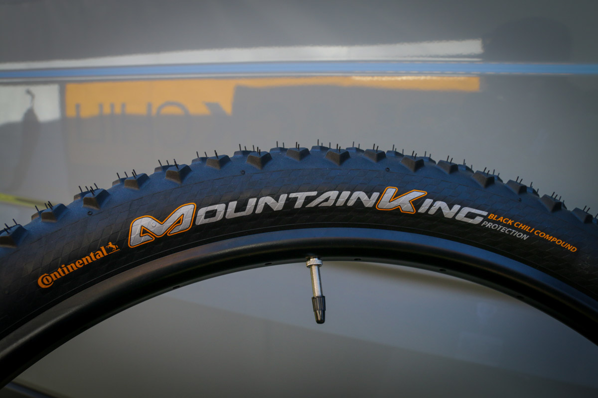 SOC18: Continental mountain bike tires get more supple casings, revised tread, sidewalls, more