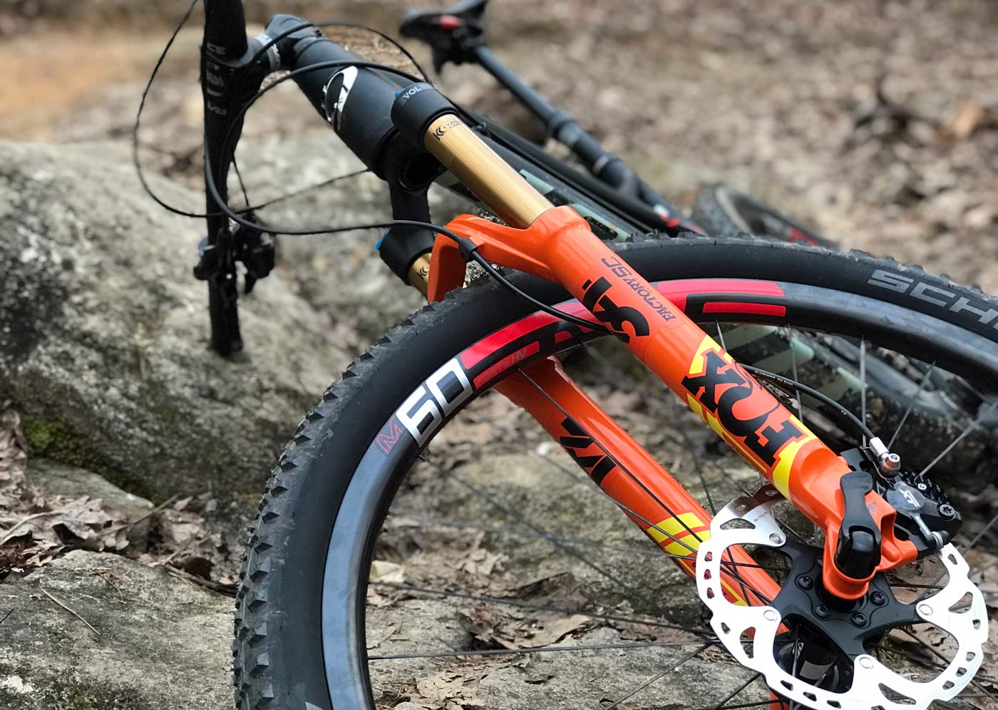 All-new Fox 34 Step-Cast 120mm fork sheds weight, shreds