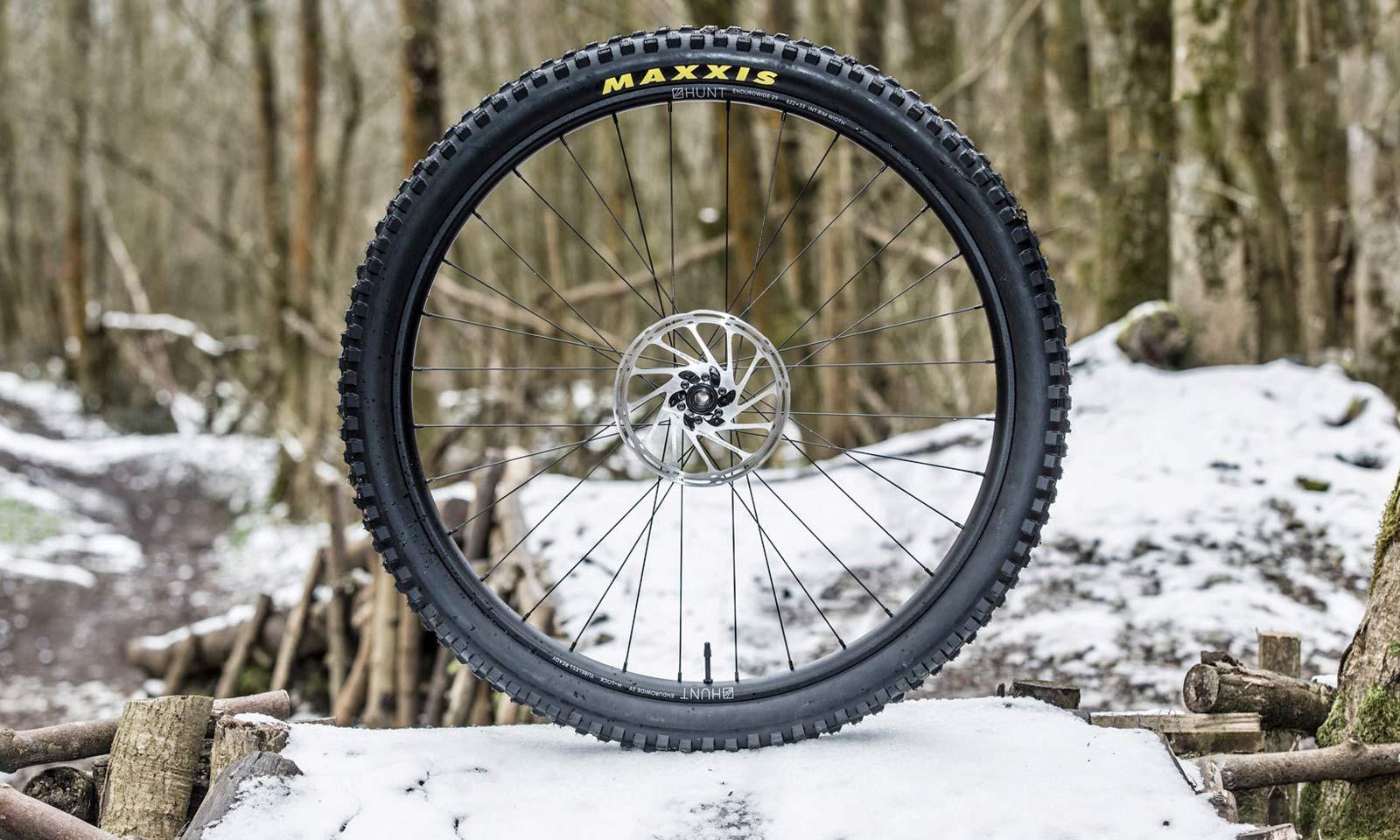 hunt endurowide mtb wheels 29er 35mm internal rim width