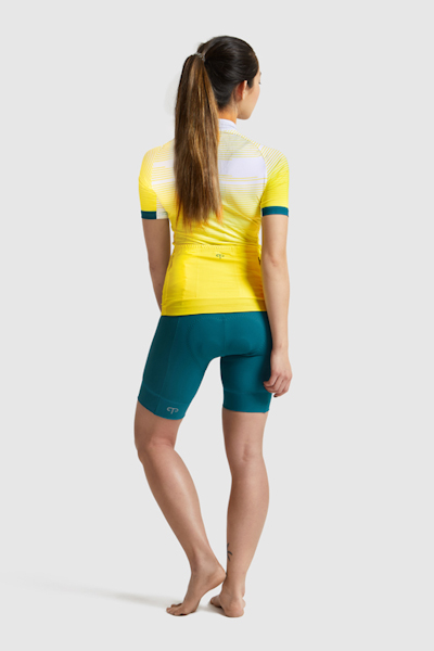Peppermint clothing 2018, signature jersey, rear