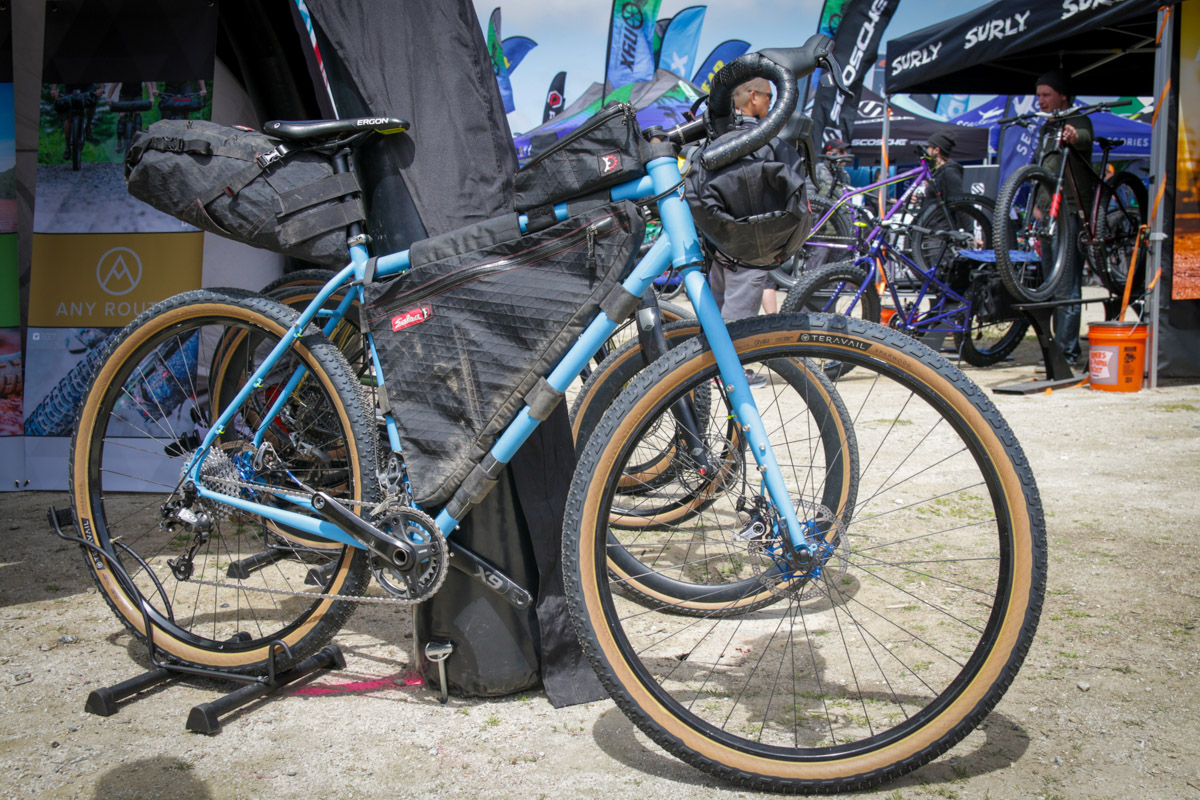 SOC18: Teravail adds tan sidewalls for road, gravel, & plus along w/ new tire sizes