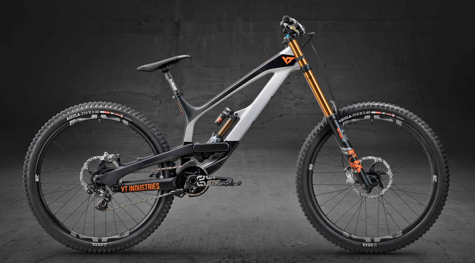Yt Reups Aaron Gwin S World Cup Winning Carbon Tues Dh