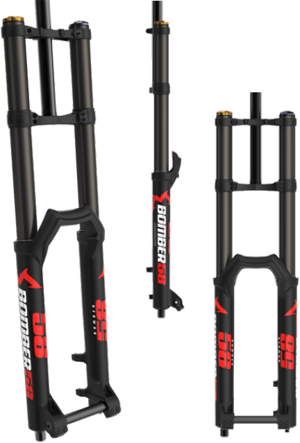 Marzocchi returns with Bomber Z1, Bomber 58 suspension forks featuring Fox tech