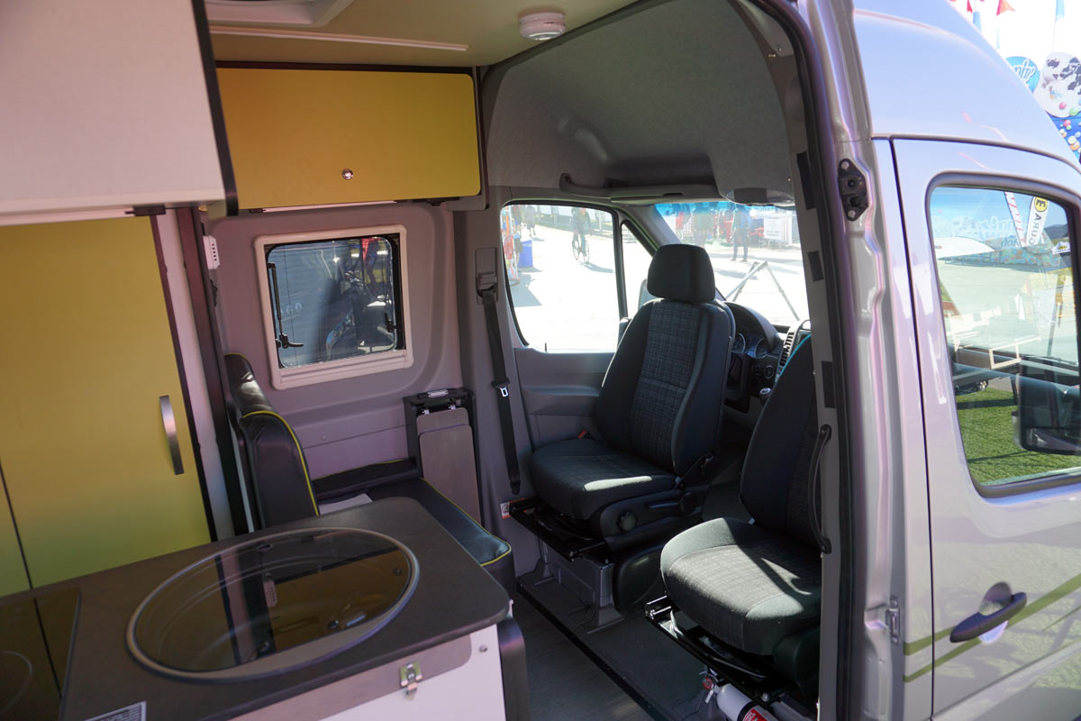 Ram Promaster 4X4 >> #Vanlife: Comparing 2019 Winnebago Revel Sprinter 4x4 ...