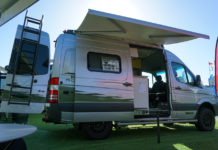 2018 Winnebago Revel Sprinter 4x4 conversion van makes the ultimate adventure vehicle
