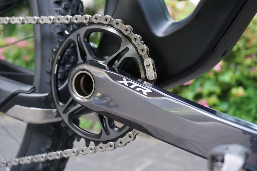 2019 Shimano XTR M9100 mountain bike components launch and technical overview