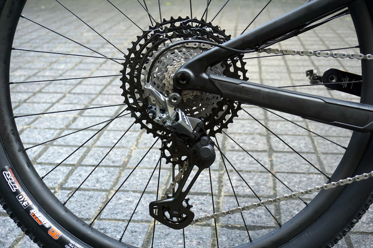 Shimano speeds up XTR delivery w/ non-series M900 crank, groups available now