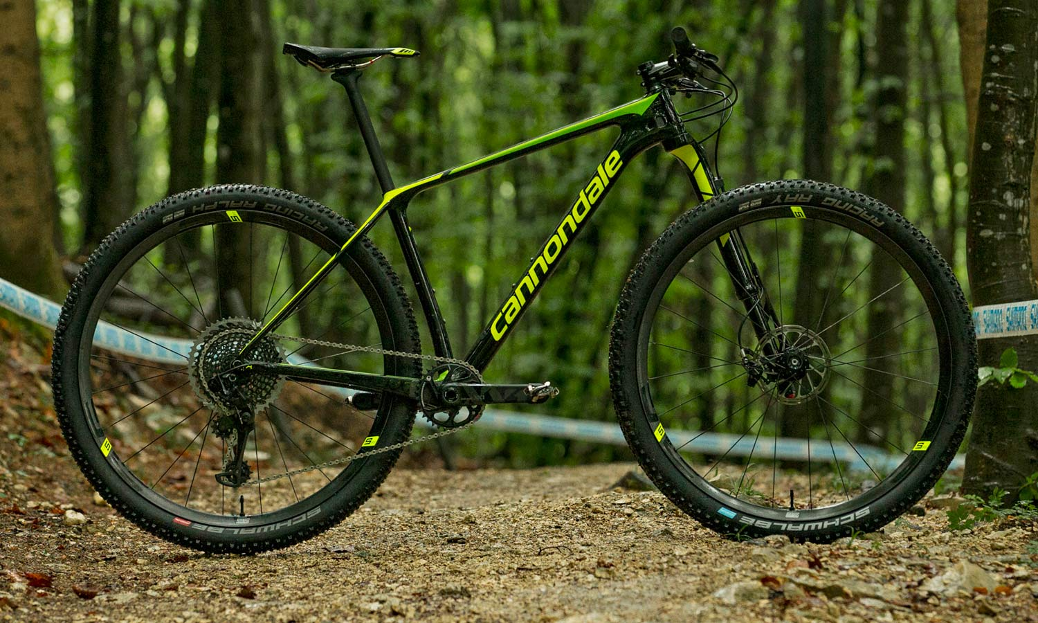 Cannondale F-Si & Lefty Ocho carbon XC mountain bike MY19 ...