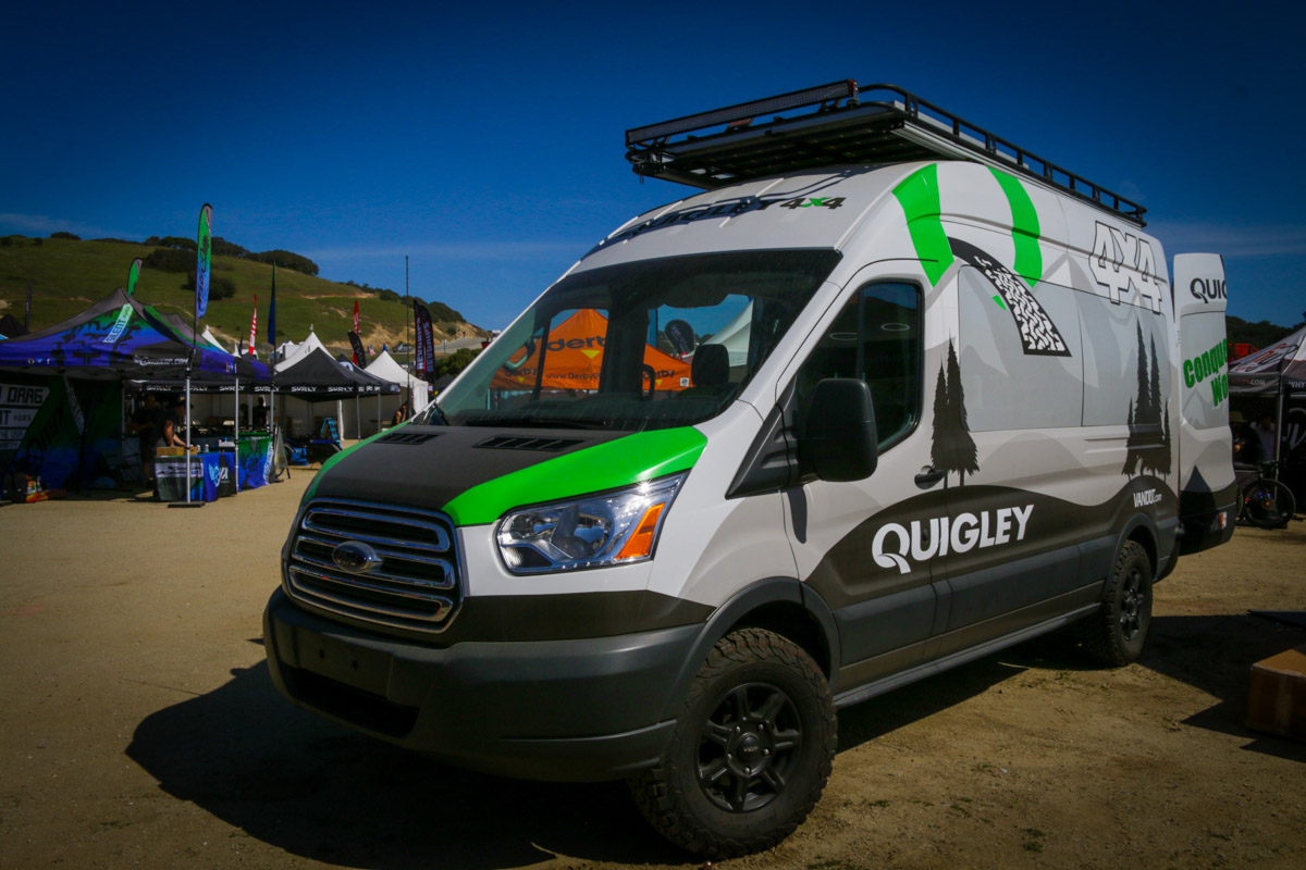 2300d6ef2546c0 Vanlife  What s a Quigley 4x4 Conversion  Can I add 4WD to my van ...