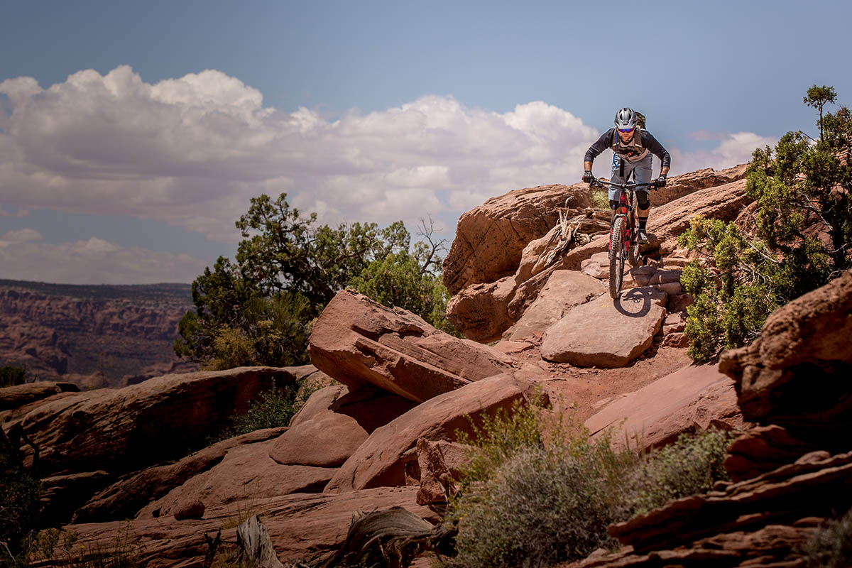First Ride: Pushing the limits on the Pivot 429 Trail