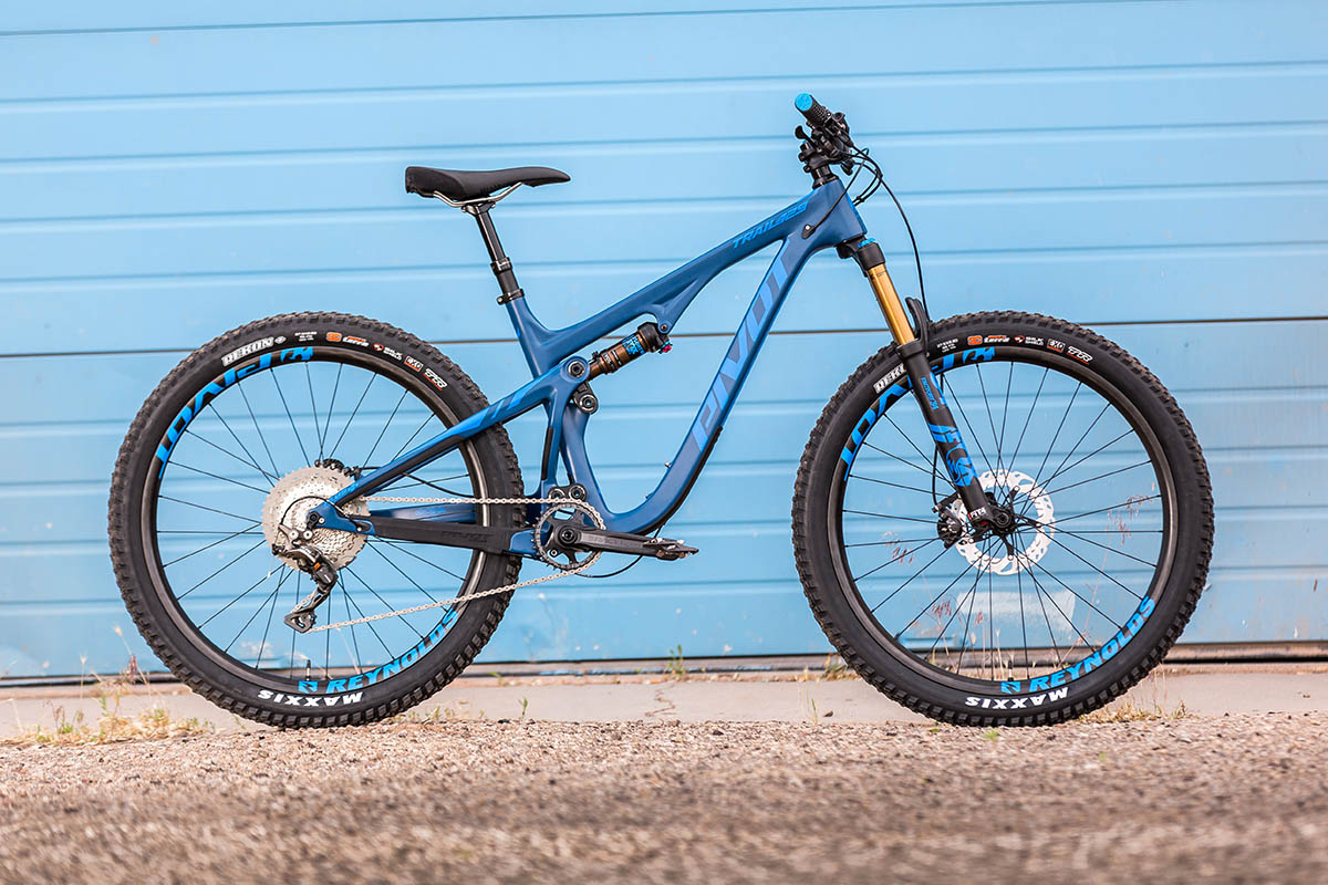 First Look: Pivot Trail 429 continues short travel evolution w/ Super Boost Plus
