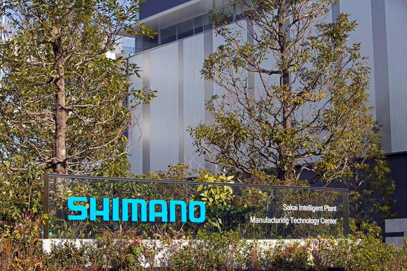 Bikerumor Shimano Factory Tour provides an inside look at how Shimano cranks brakes and cassettes are made at their Sakai City Osaka Japan headquarters