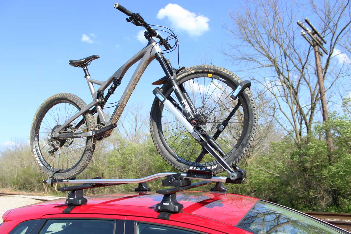 Rack Review Thule Upride The Swiss Army Knife Of Roof