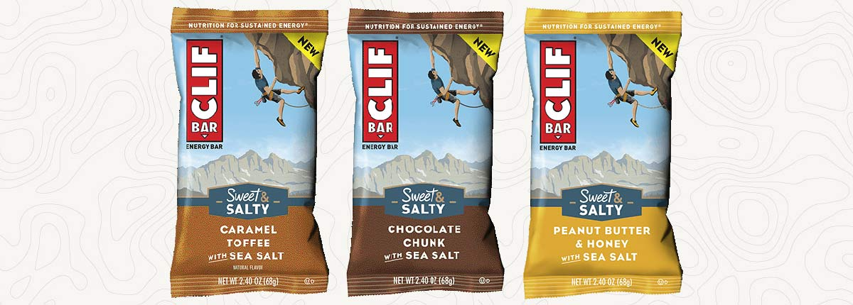 Types Of Bicycles >> CLIF Bar gets Sweet & Salty with three new flavors - Bikerumor