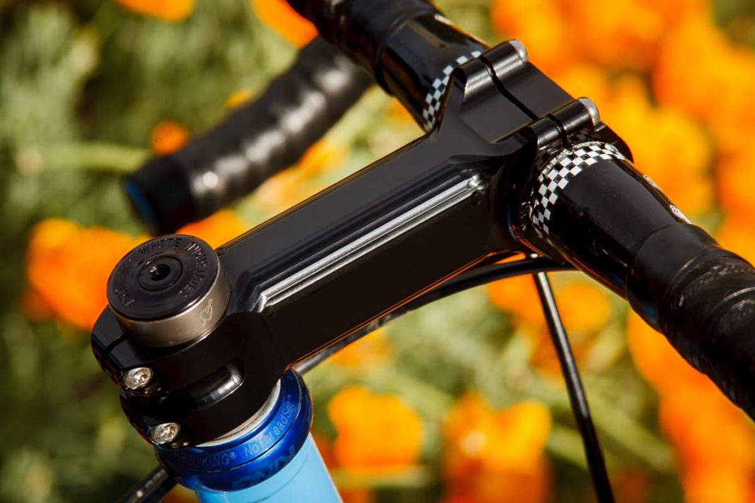 paul component 110mm boxcar stem machined in usa