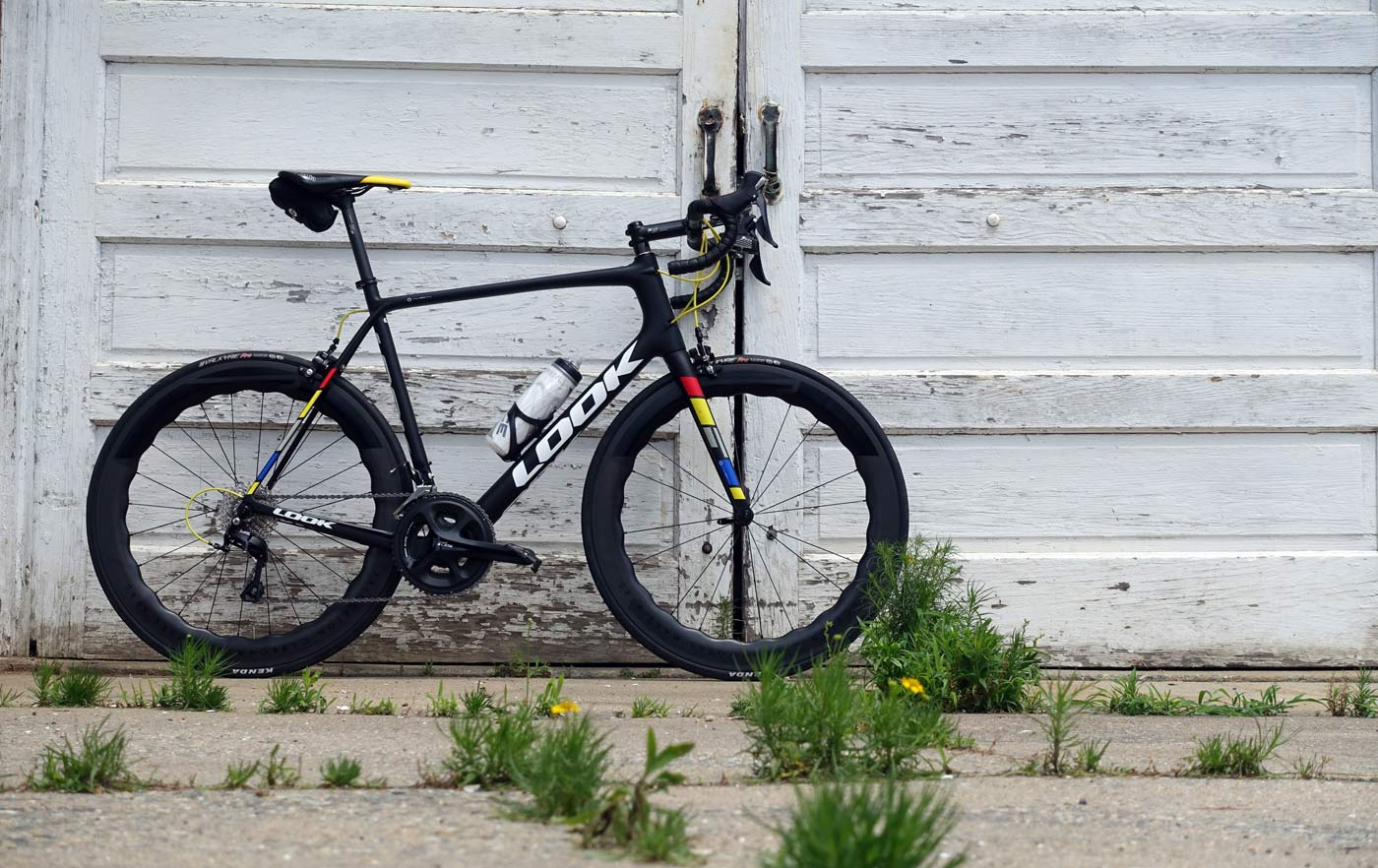 2018 Look 785 Huez road bike long term review and test