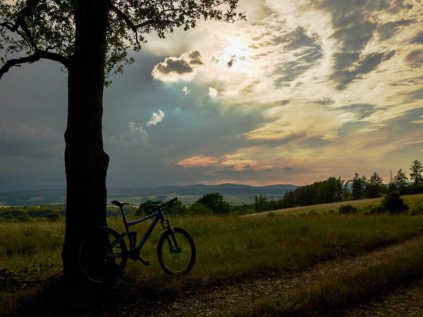 bikerumor pic of the day bike riding in Lower Silesia Province, Poland