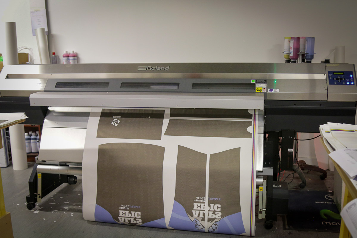 Factory / HQ Tour: Endura's custom sublimated clothing is made in Scotland