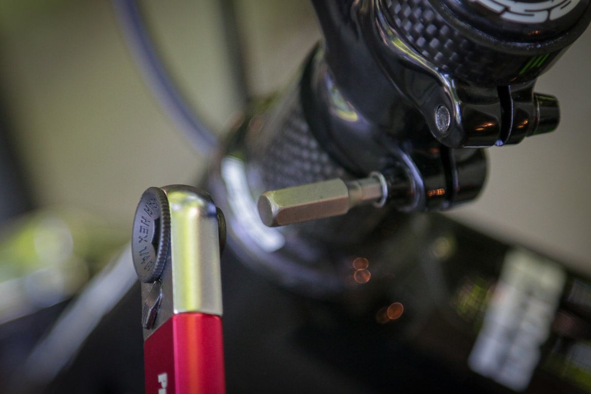 Hands On: PrestaCycle TorqRatchet & 3 Way Ratchet put a new spin on mini tools