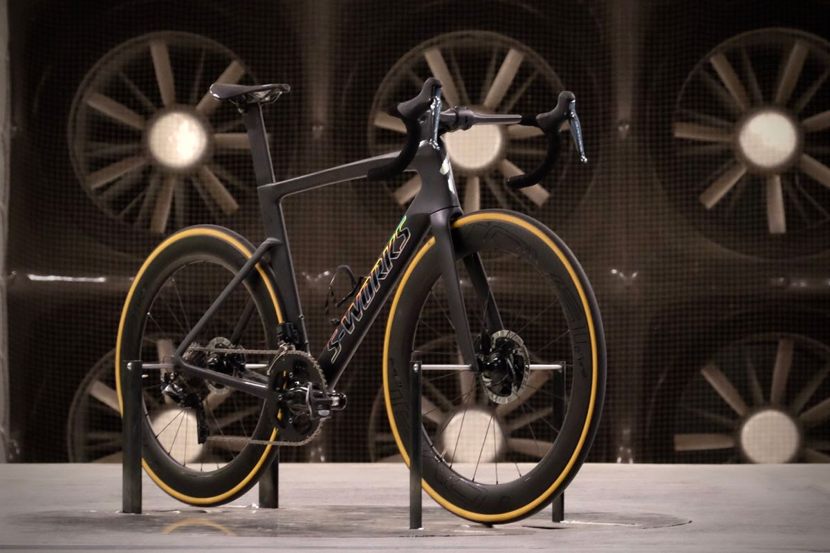 The all-new Specialized S-Works Venge is lighter, faster, and all around better.