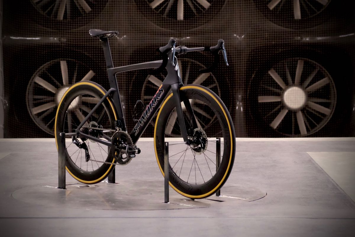 2019 Specialized S-Works Venge is lighter, faster & better