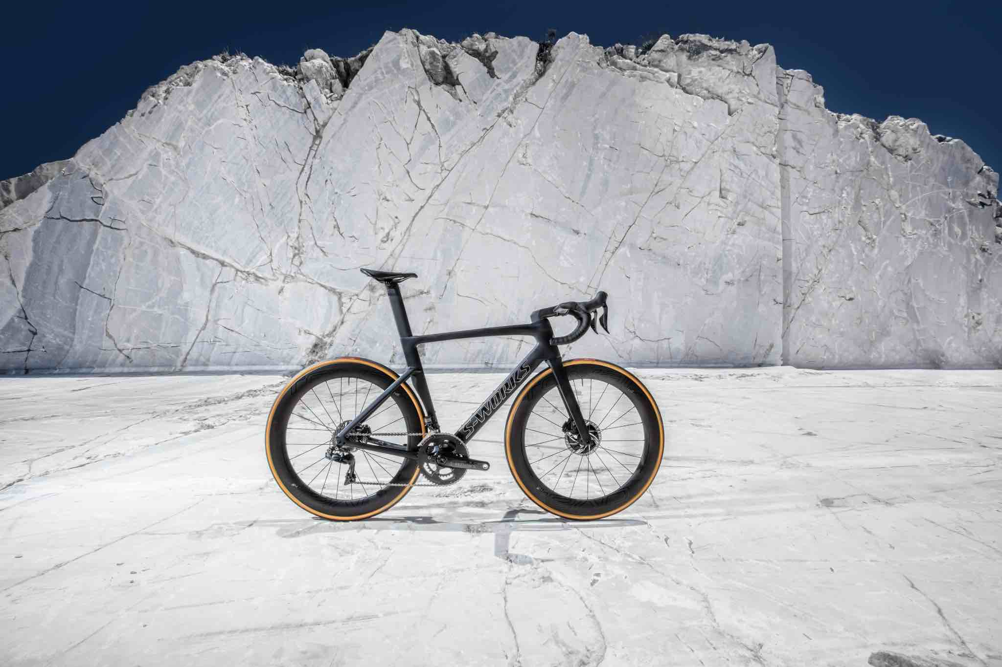 The all-new S-works Venge is faster and lighter than ever before
