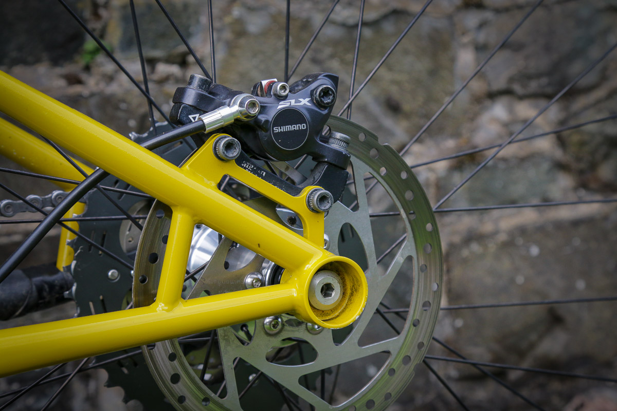 Swarf Cycles Tour: Scottish steel suspension straight from the Tweed Valley